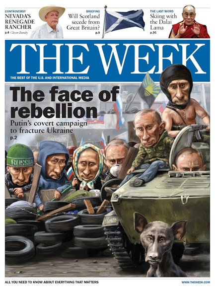 The Week Cover - 5/2/2014
