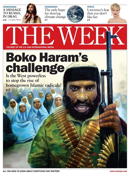The Week Cover - 5/23/2014