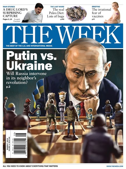 The Week Cover - 3/7/2014