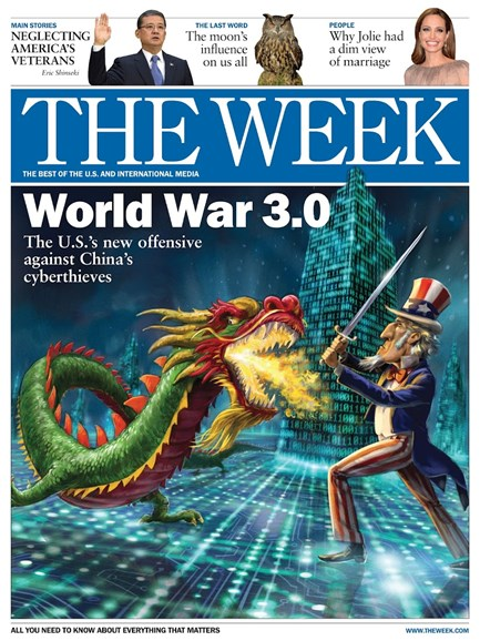 The Week Cover - 5/30/2014