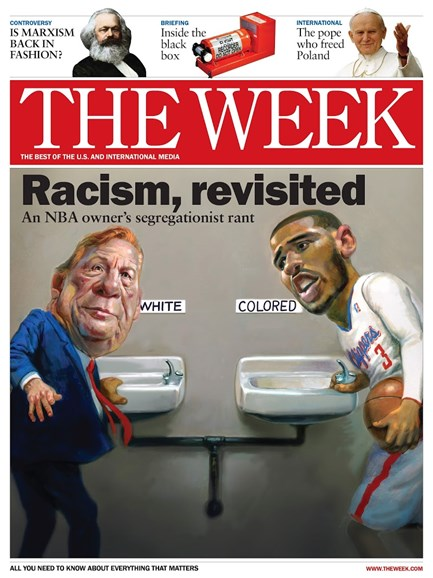 The Week Cover - 5/9/2014