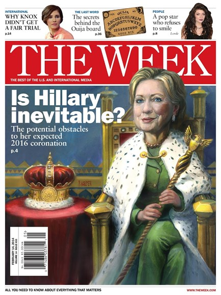 The Week Cover - 2/14/2014