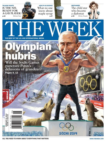 The Week Cover - 2/21/2014
