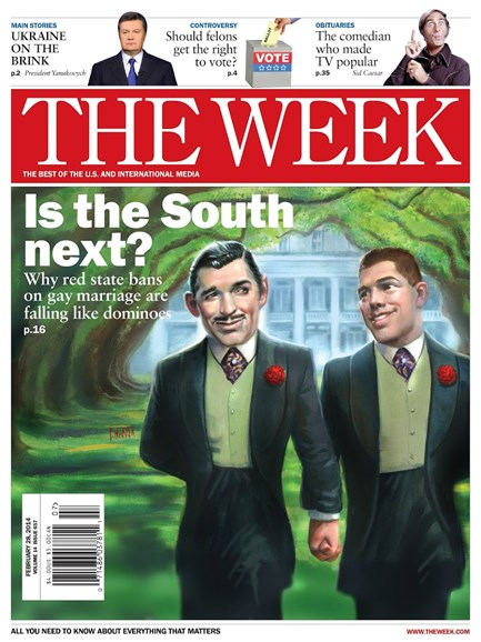 The Week Cover - 2/28/2014