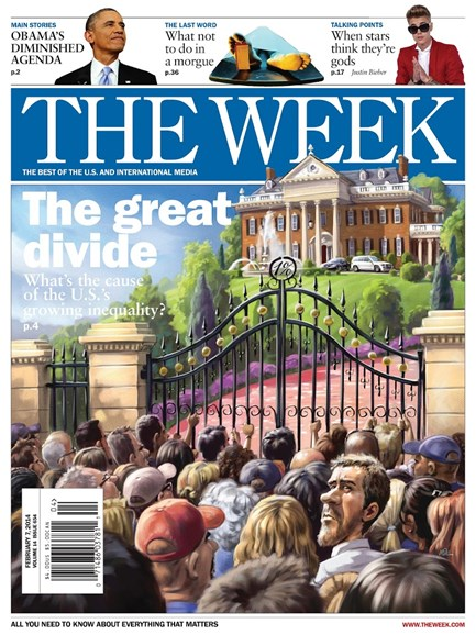 The Week Cover - 2/7/2014