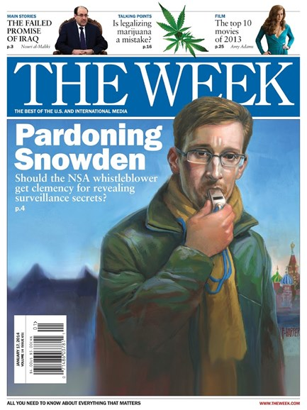 The Week Cover - 1/17/2014