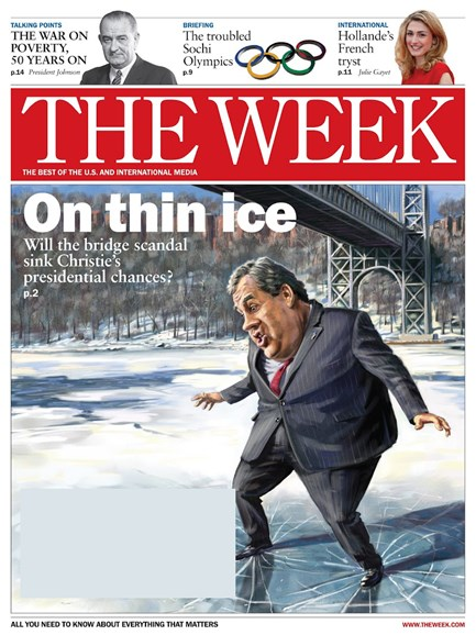 The Week Cover - 1/24/2014
