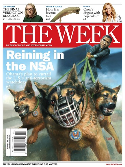 The Week Cover - 1/31/2014