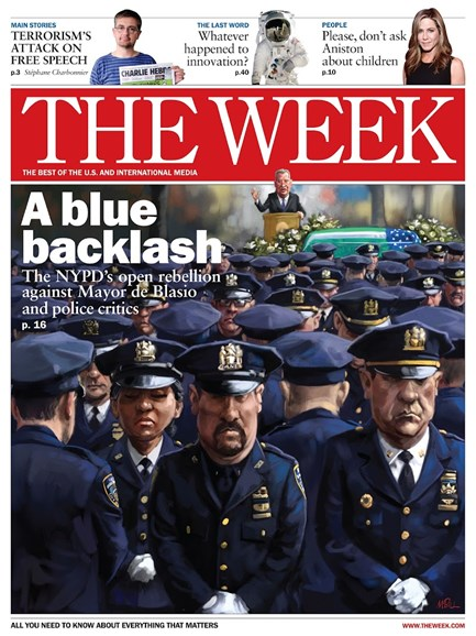 The Week Cover - 1/16/2015