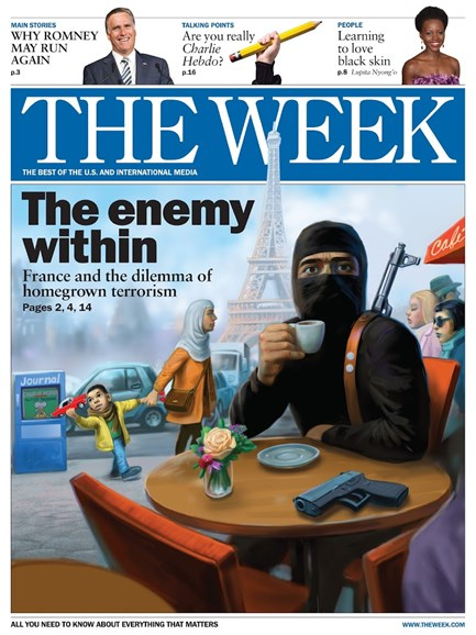 The Week Cover - 1/24/2015