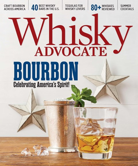 Whisky Advocate Cover - 6/1/2017