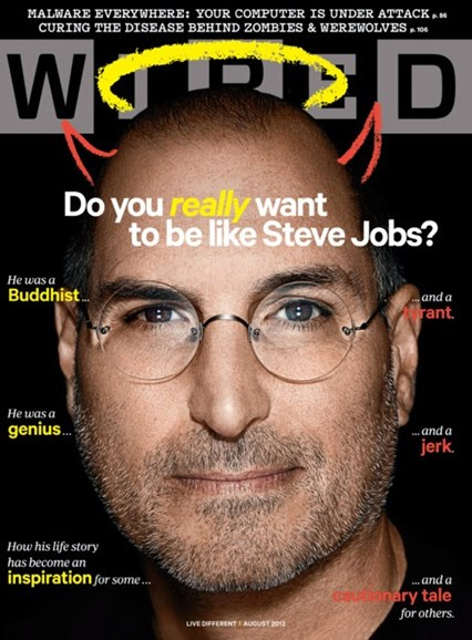 Wired Cover - 8/1/2012