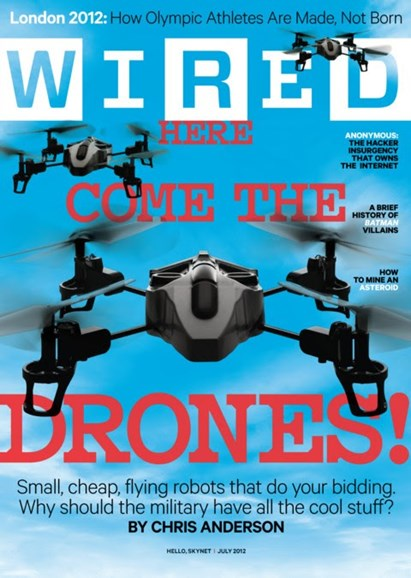 Wired Cover - 7/1/2012