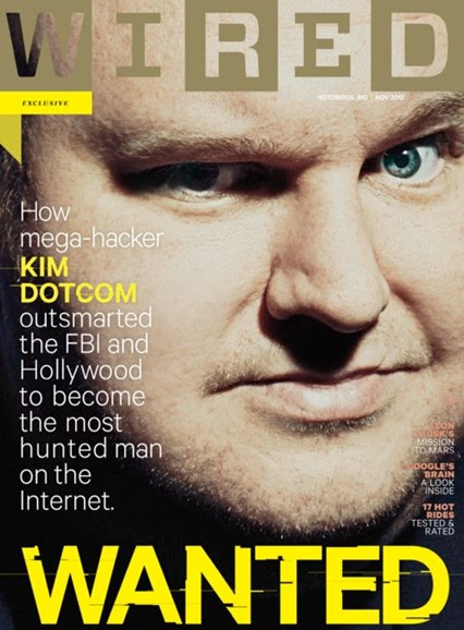 Wired Cover - 11/1/2012
