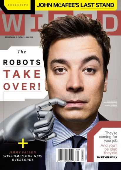 Wired Cover - 1/1/2013
