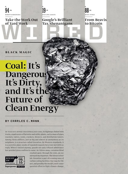 Wired Cover - 4/1/2014