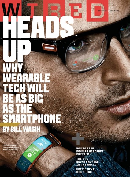 Wired Cover - 1/1/2014