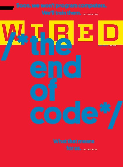 Wired Cover - 6/1/2016