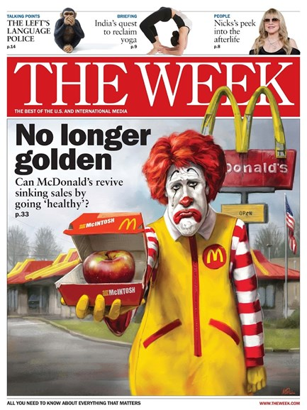 The Week Cover - 2/14/2015