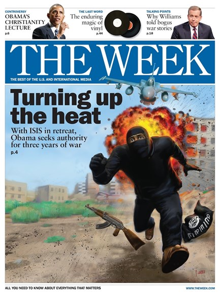 The Week Cover - 2/21/2015