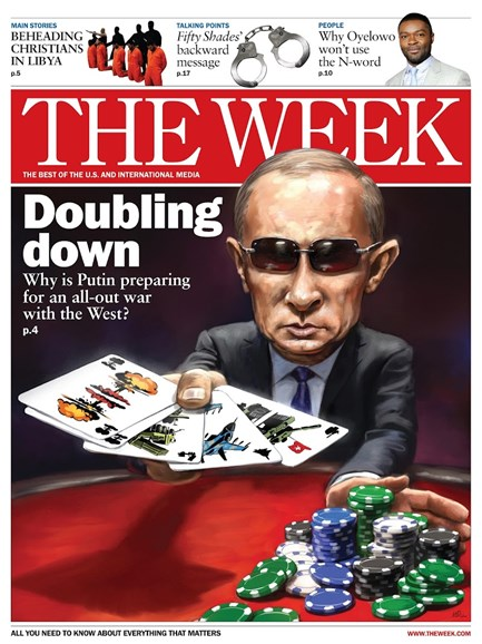 The Week Cover - 2/28/2015