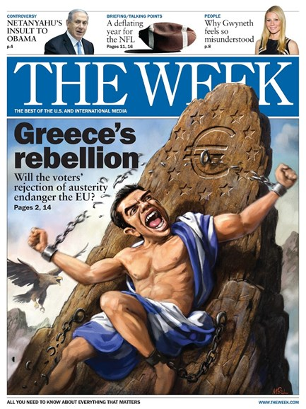 The Week Cover - 2/7/2015
