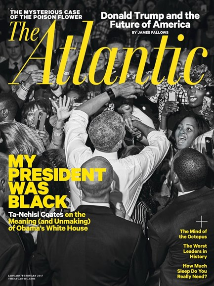 The Atlantic Cover - 1/1/2017