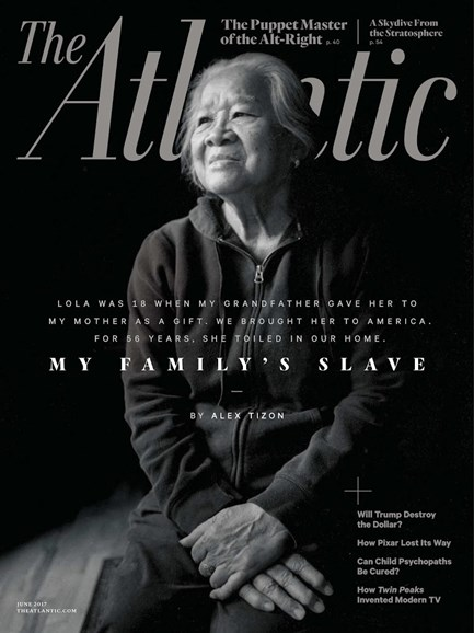 The Atlantic Cover - 6/1/2017