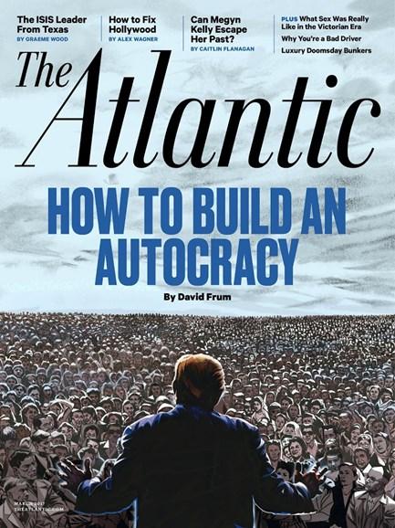 The Atlantic Cover - 3/1/2017