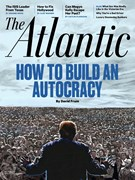 Atlantic Magazine 3/1/2017
