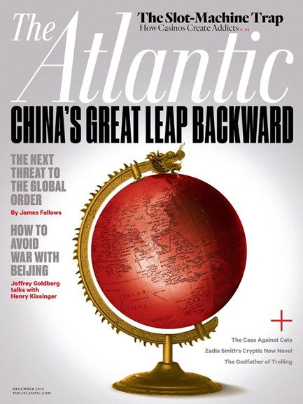 The Atlantic Cover - 12/1/2016