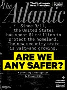 Atlantic Magazine 9/1/2016