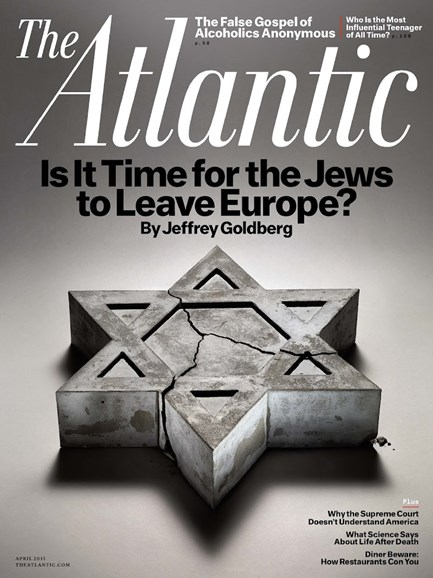 The Atlantic Cover - 4/1/2015