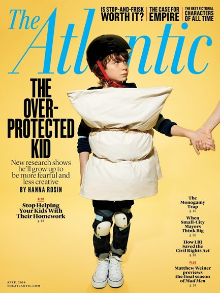 The Atlantic Cover - 4/1/2014