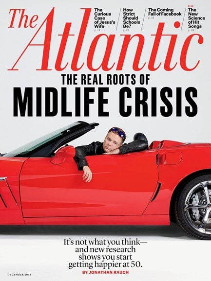The Atlantic Cover - 12/1/2014