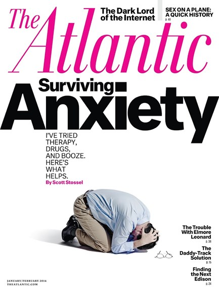 The Atlantic Cover - 1/1/2014