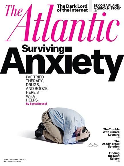 The Atlantic Cover - 1/1/2014