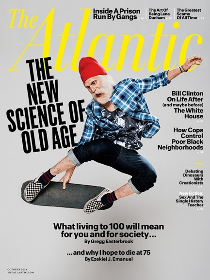 The Atlantic Cover - 10/1/2014