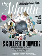 Atlantic Magazine 9/1/2014