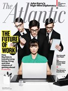 Atlantic Magazine 12/1/2013