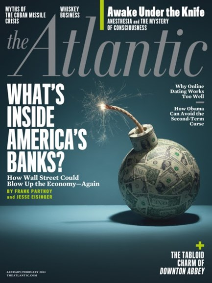The Atlantic Cover - 1/1/2013
