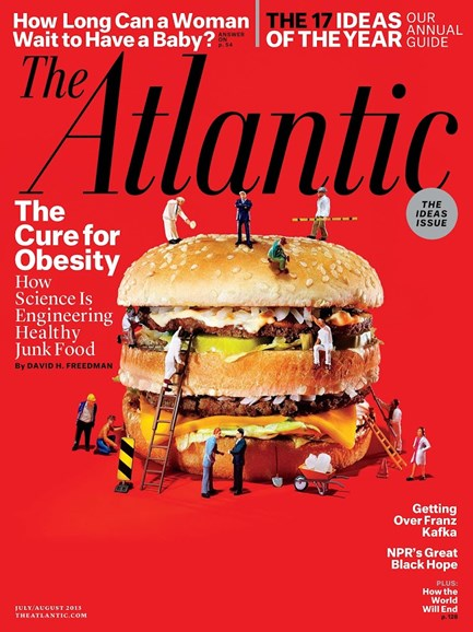 The Atlantic Cover - 7/1/2013