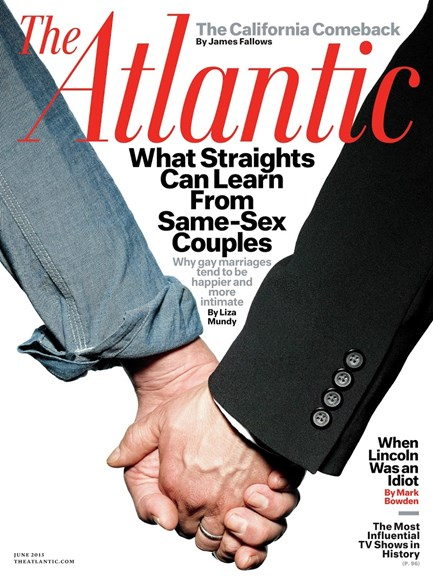 The Atlantic Cover - 6/1/2013