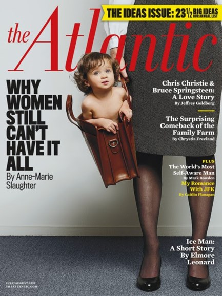 The Atlantic Cover - 7/1/2012