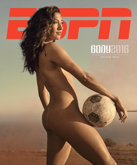 ESPN The Magazine Cover - 7/18/2016