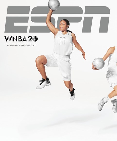 ESPN The Magazine Cover - 5/23/2016