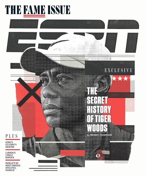 ESPN The Magazine Cover - 5/9/2016