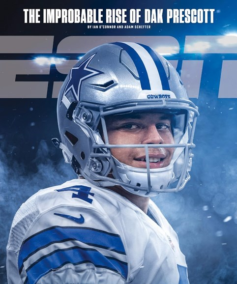ESPN The Magazine Cover - 11/14/2016