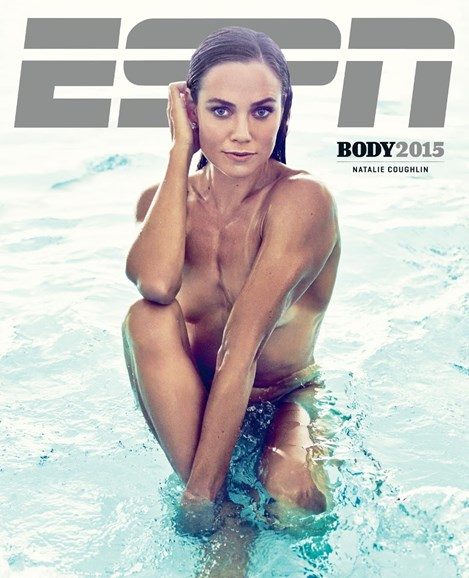 ESPN The Magazine Cover - 7/20/2015
