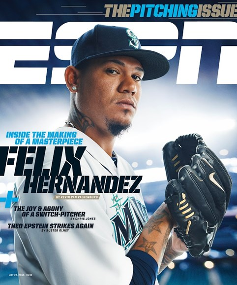 ESPN The Magazine Cover - 5/25/2015